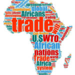 Global Trade Africa Wordcloud